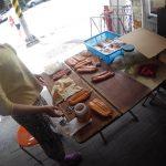 台湾出張で立ち寄ったカラスミ屋さん